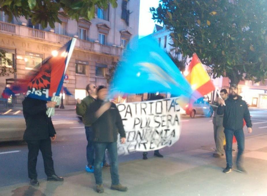 Valladolid, Almería, Gijón, Huelva, Barcelona… La Falange es movimiento