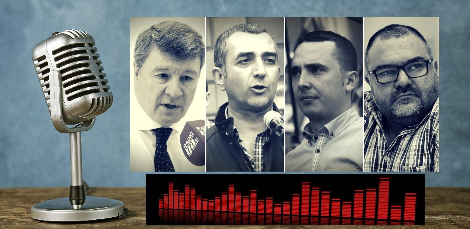 """Los líderes de las organizaciones patriotas """"En la boca del Lobo"""". Europeas 2019"""