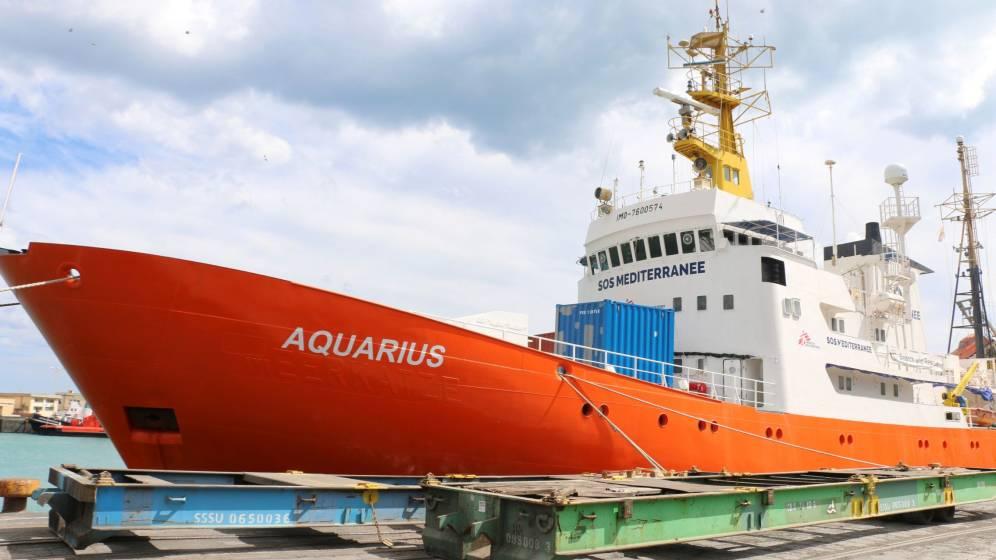 Acogida del Aquarius ¿cuestión humanitaria o esclavitud 3.0?