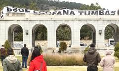 El PSOE profana tumbas. El Valle NO se toca