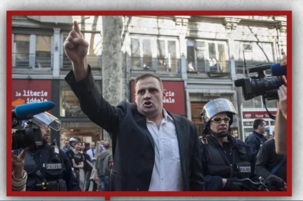 Yvan Benedetti: ejemplo ante los Tribunales Franceses