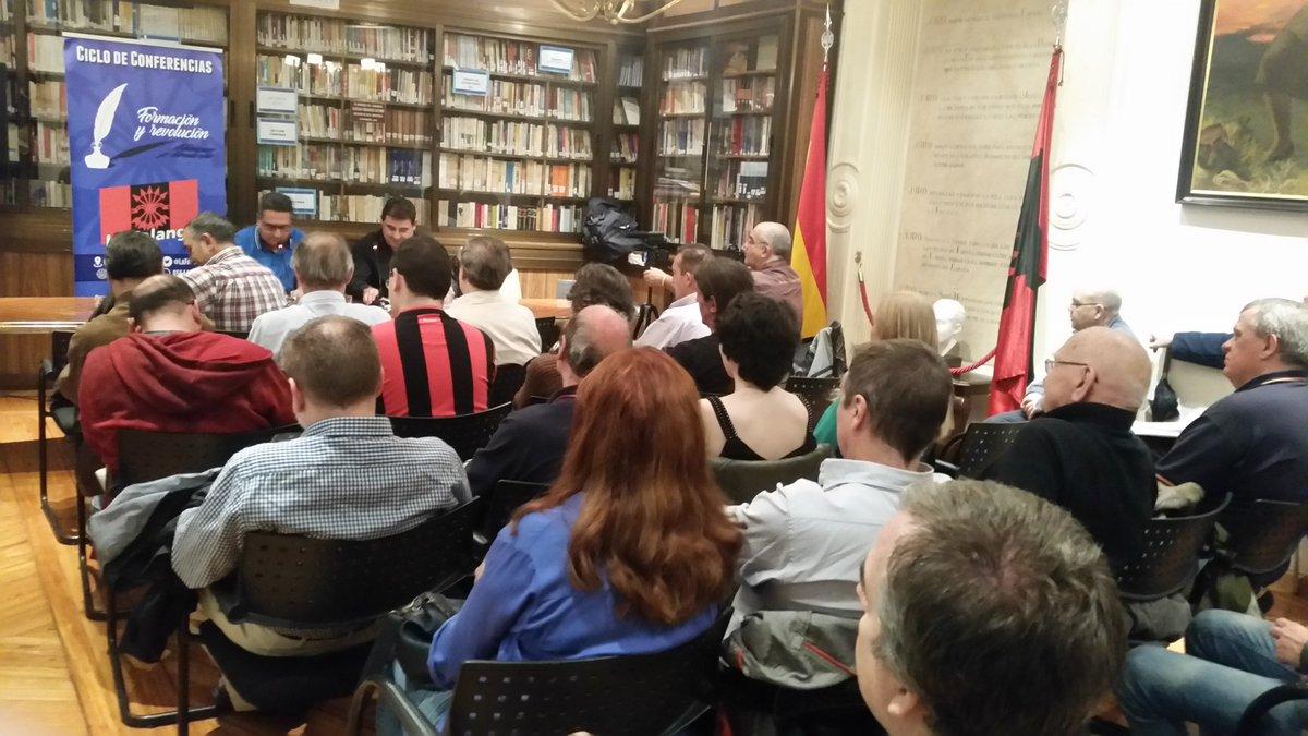Vídeo de la conferencia sobre los ataques a la Hispanidad a cargo de Javier Sanmateo