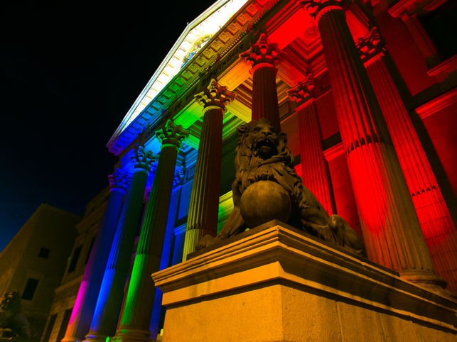 ¿Respeta y comparte la celebración del orgullo gay? Responde Jesús Muñoz en la Inter