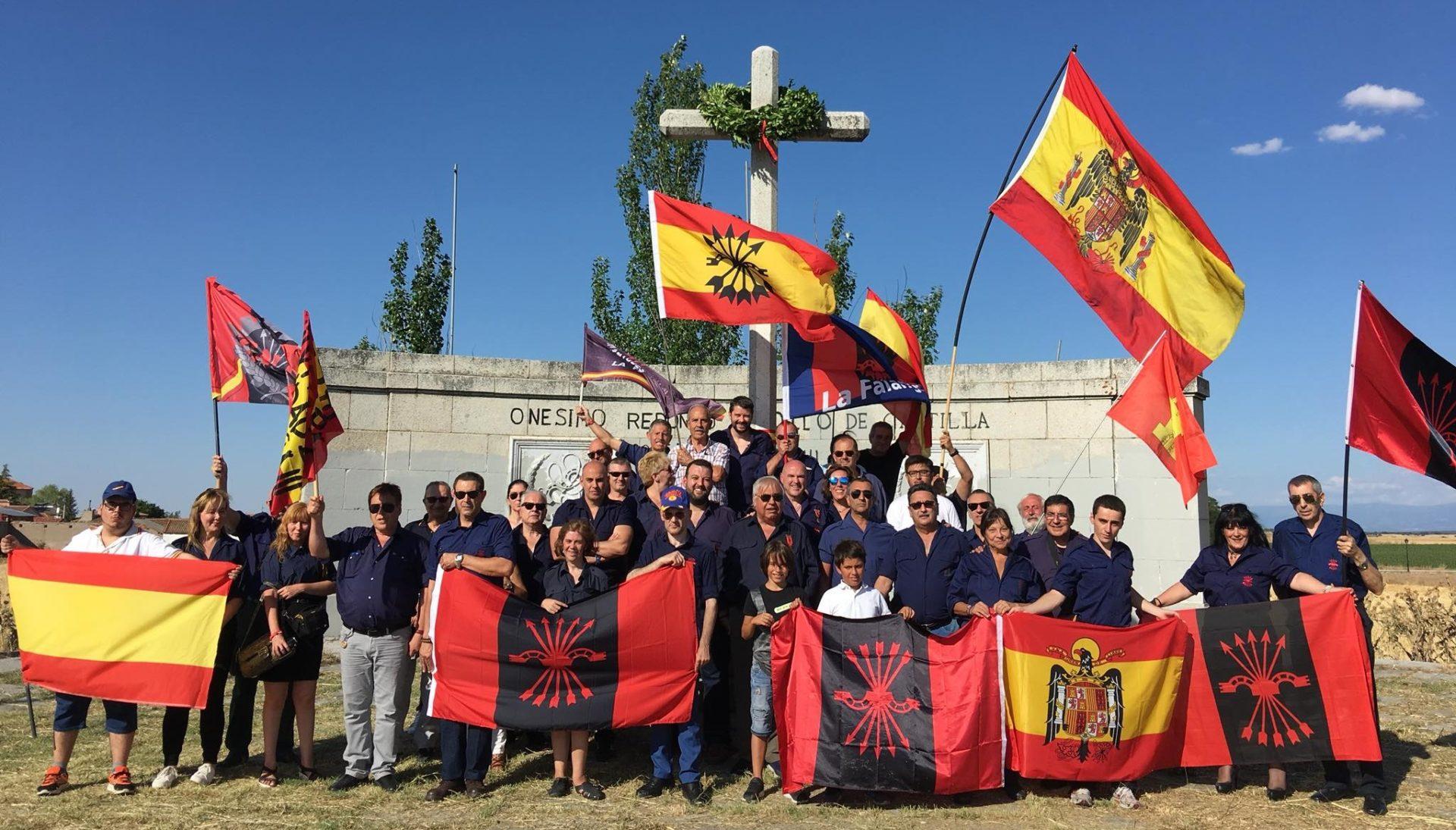 8-Marzo: Homenaje en Valladolid y desagravio en Labajos a Onésimo Redondo ¡¡¡ACUDE!!!