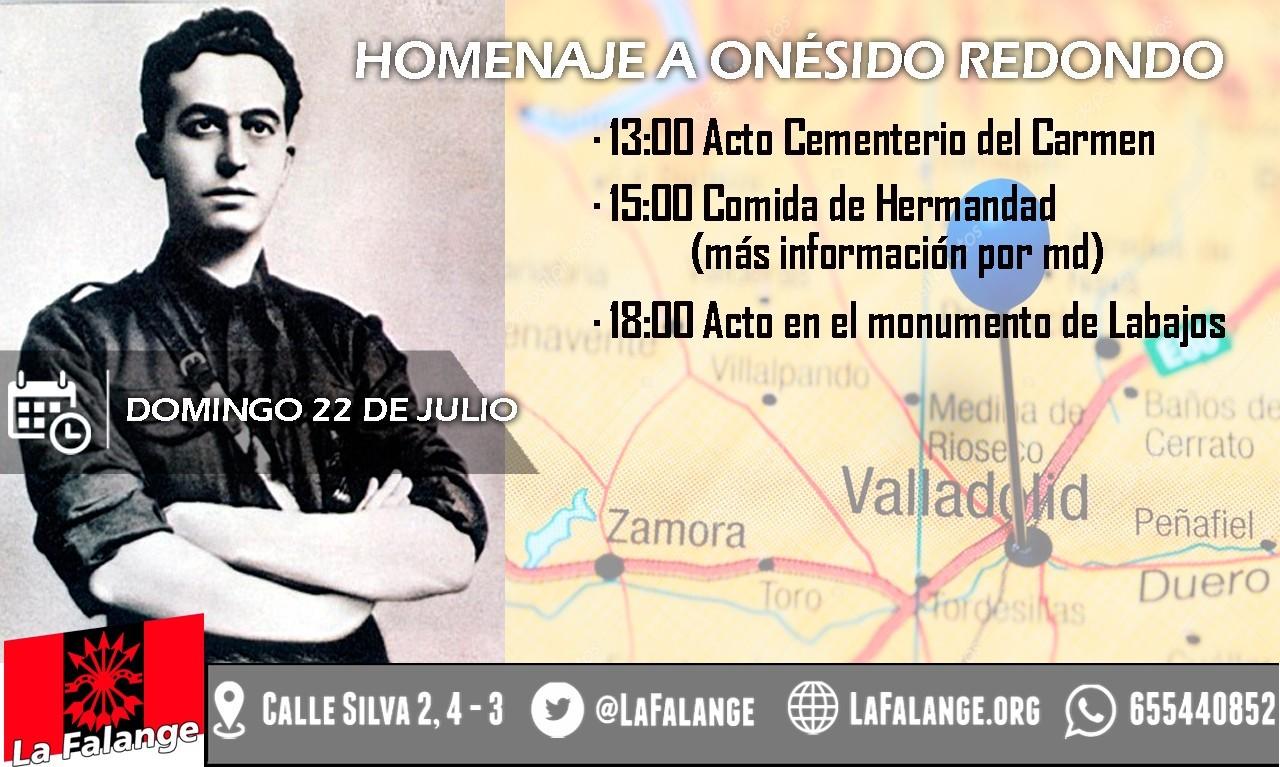 Asturias, Valle de los Caídos, Madrid, Valladolid,… La Falange es movimiento