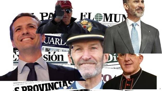 Estos son los traidores en lo que respecta al Decreto de exhumación. Por Jesús Muñoz