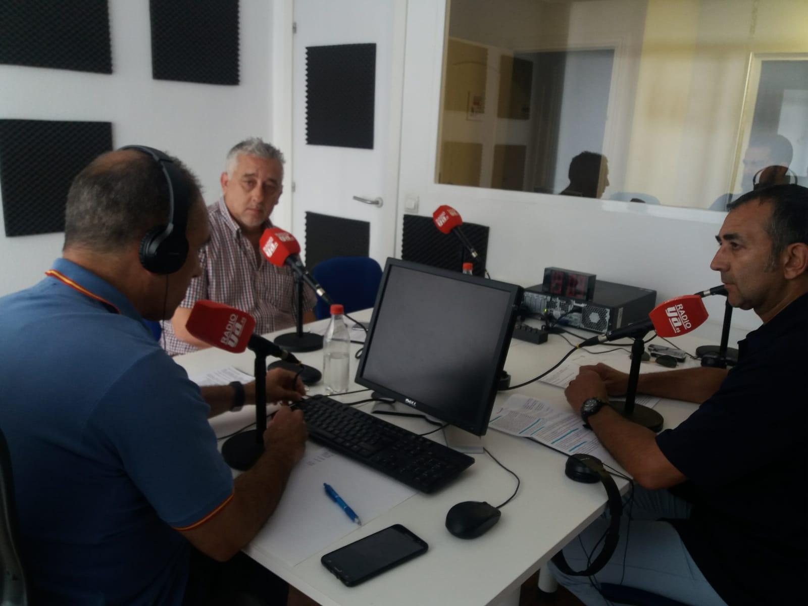 La Hora del CAFÉ nº124 con Jesús Muñoz, Álvaro Romero y Manuel Andrino
