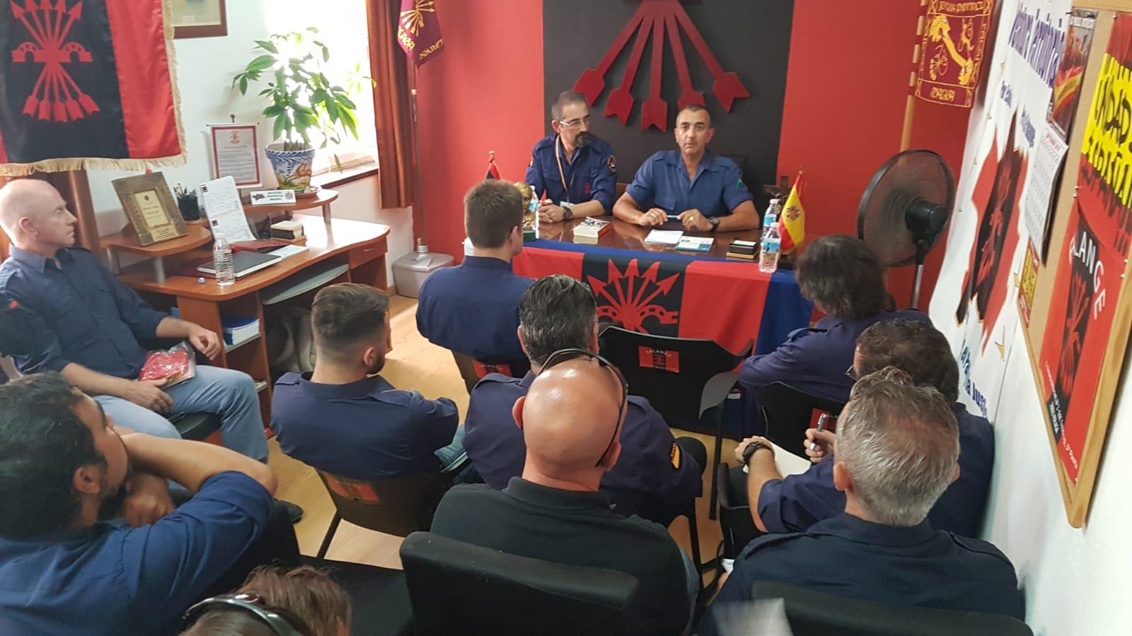 Elegido nuevo Jefe de nuestra Territorial del Sur: Antonio Garnica