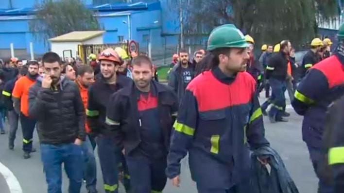 Apoyamos a los trabajadores de Alcoa ¡No a la desmantelación de nuestra industria!