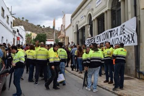 Apoyamos a los trabajadores de Cemex ¡No a la desmantelación de nuestra industria!