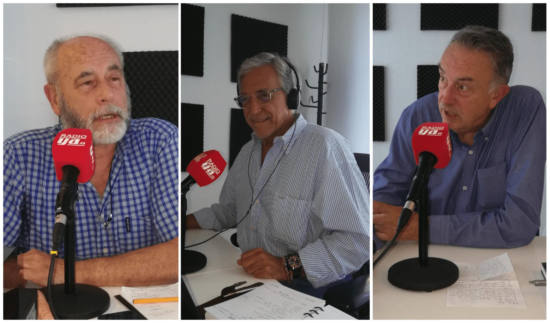 """Disponible """"La Hora del CAFÉ"""" con Nacho Larrea, Javier Barraycoa, Emilio Pérez Alamán y Blas Piñar"""
