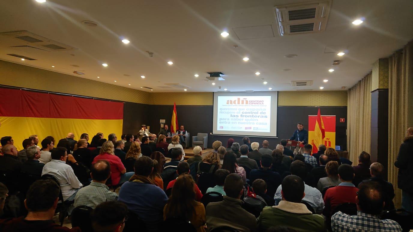 Éxito de ADÑ en su presentación en Valladolid (vídeo)