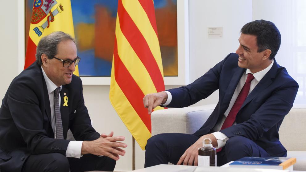 El Gobierno anuncia los indultos a los separatistas ¡VERGÜENZA!