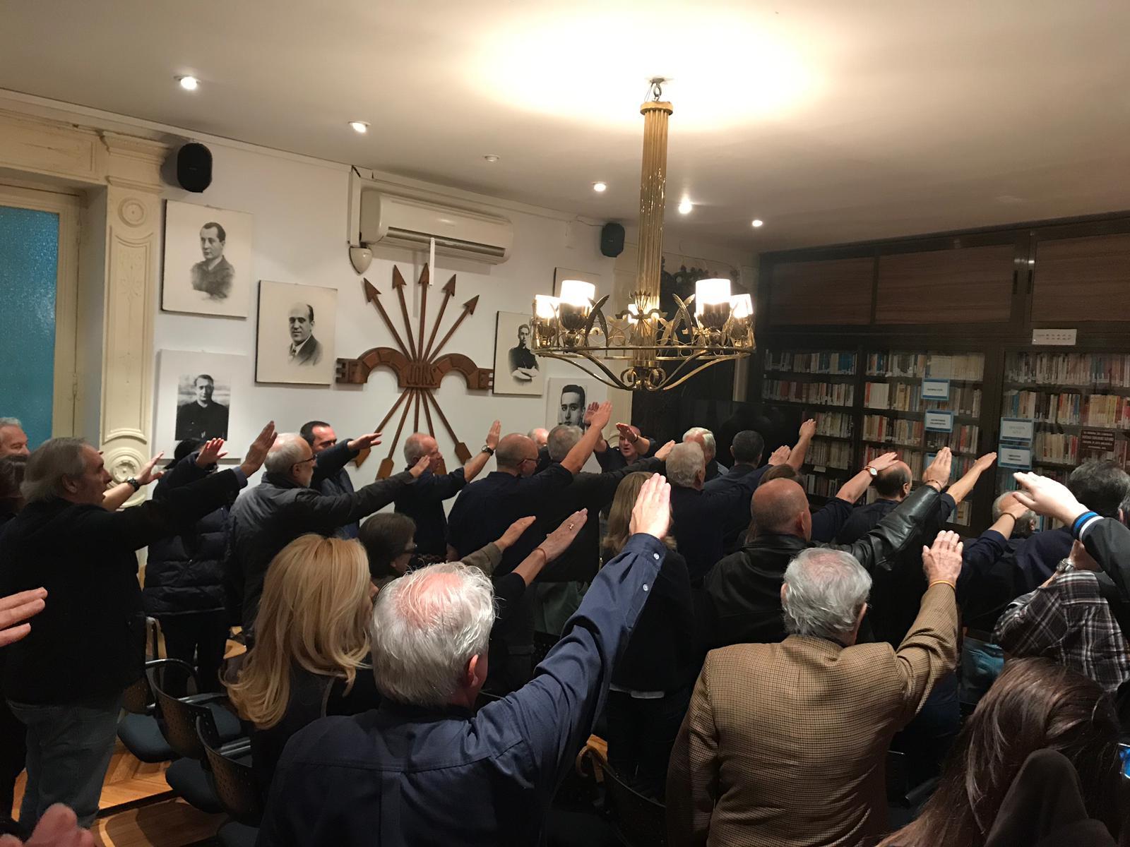 España entera recuerda a José Antonio, 82 años después de su asesinato