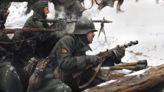 Aproximación a la batalla de Krasny Bor