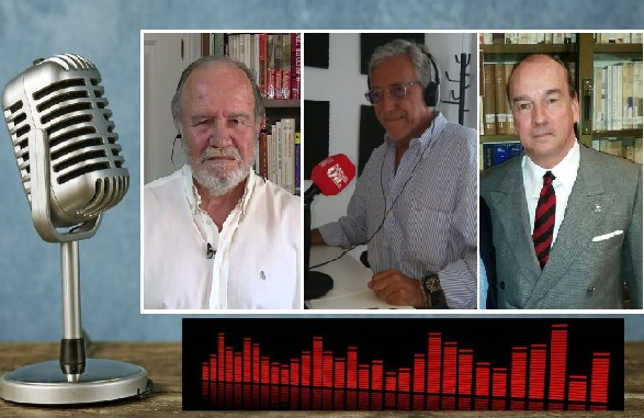 La Hora del CAFÉ con Nacho Larrea, Luis Felipe Utrera Molina y Juan Chicharro