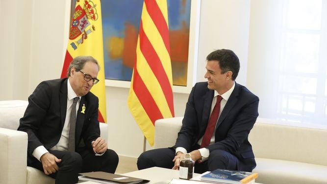 """""""¿Reunión este 21-D entre Pedro Sánchez y Torra? Sí, en Alcalá-Meco"""" por Jesús Muñoz"""