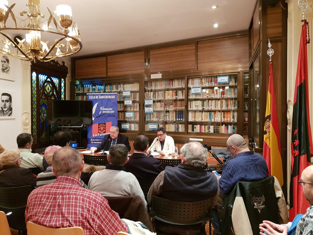 Vídeo de «Apuesta imaginativa sobre el futuro de España» a cargo de Enrique Múgica