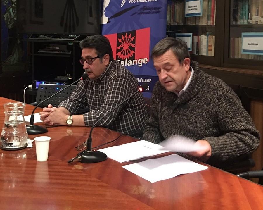 Vídeo de la conferencia de Cesáreo Jarabo y comunicado al respecto