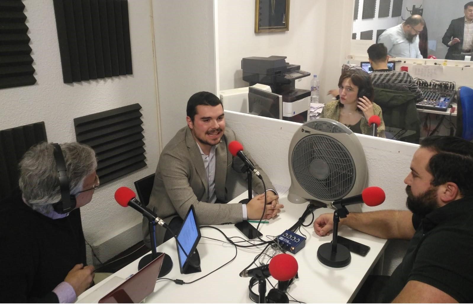 """""""La Hora del CAFÉ"""" con Alejandro Mille y Gonzalo Martín"""
