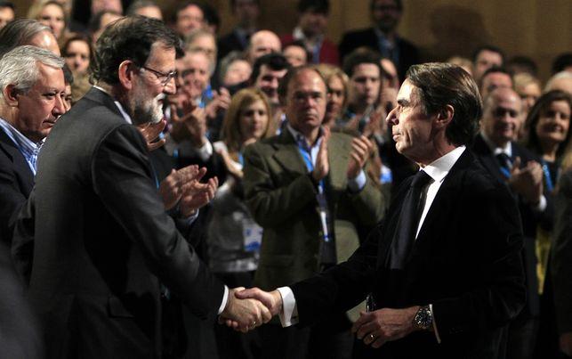 Reunión de corruptos, traidores y acomplejados