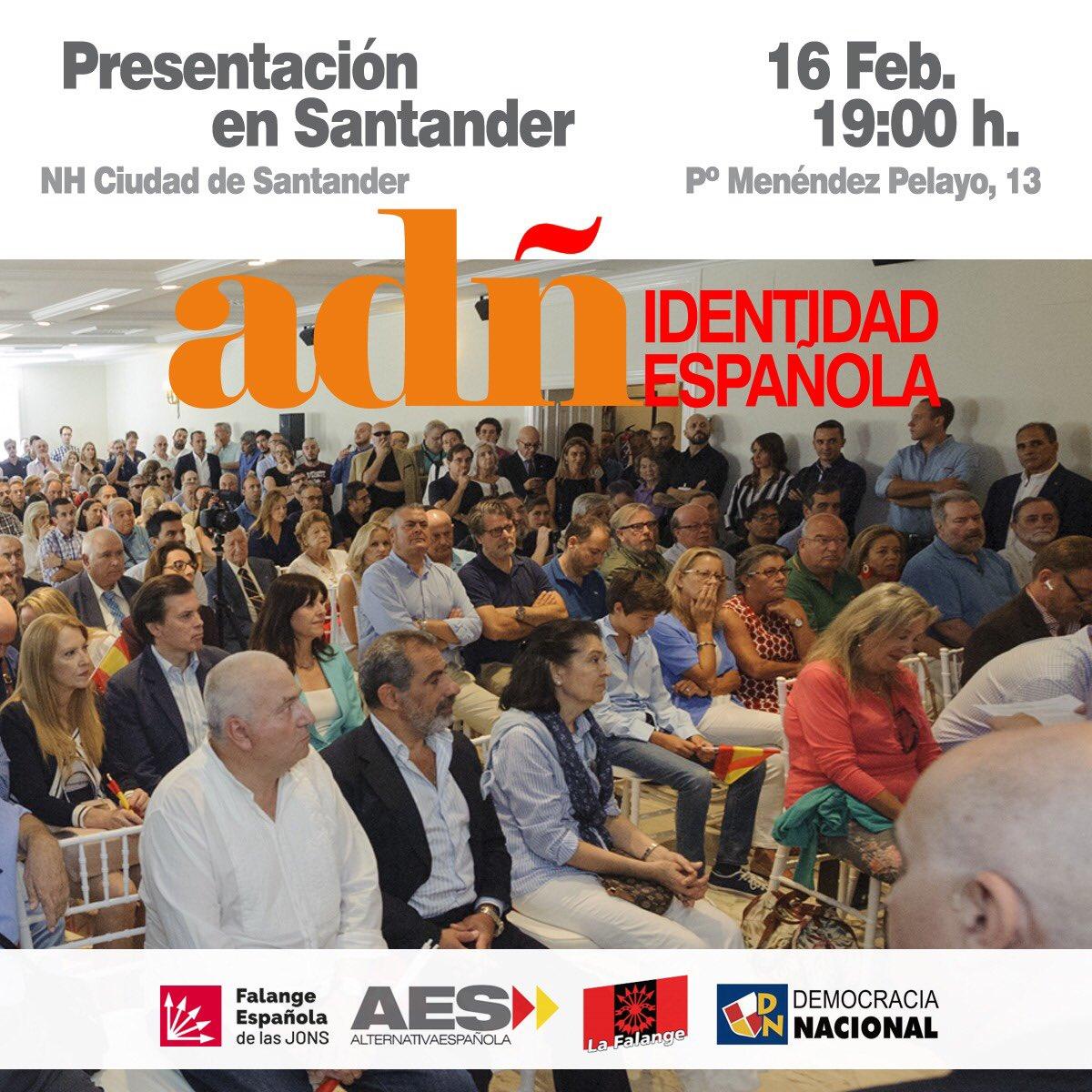16-F: Presentación de ADÑ en Santander