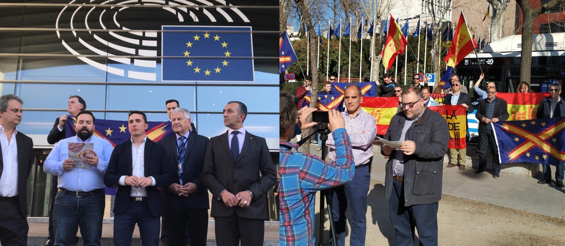 Ración doble de ADÑ frente a los abusos de la Unión Europea