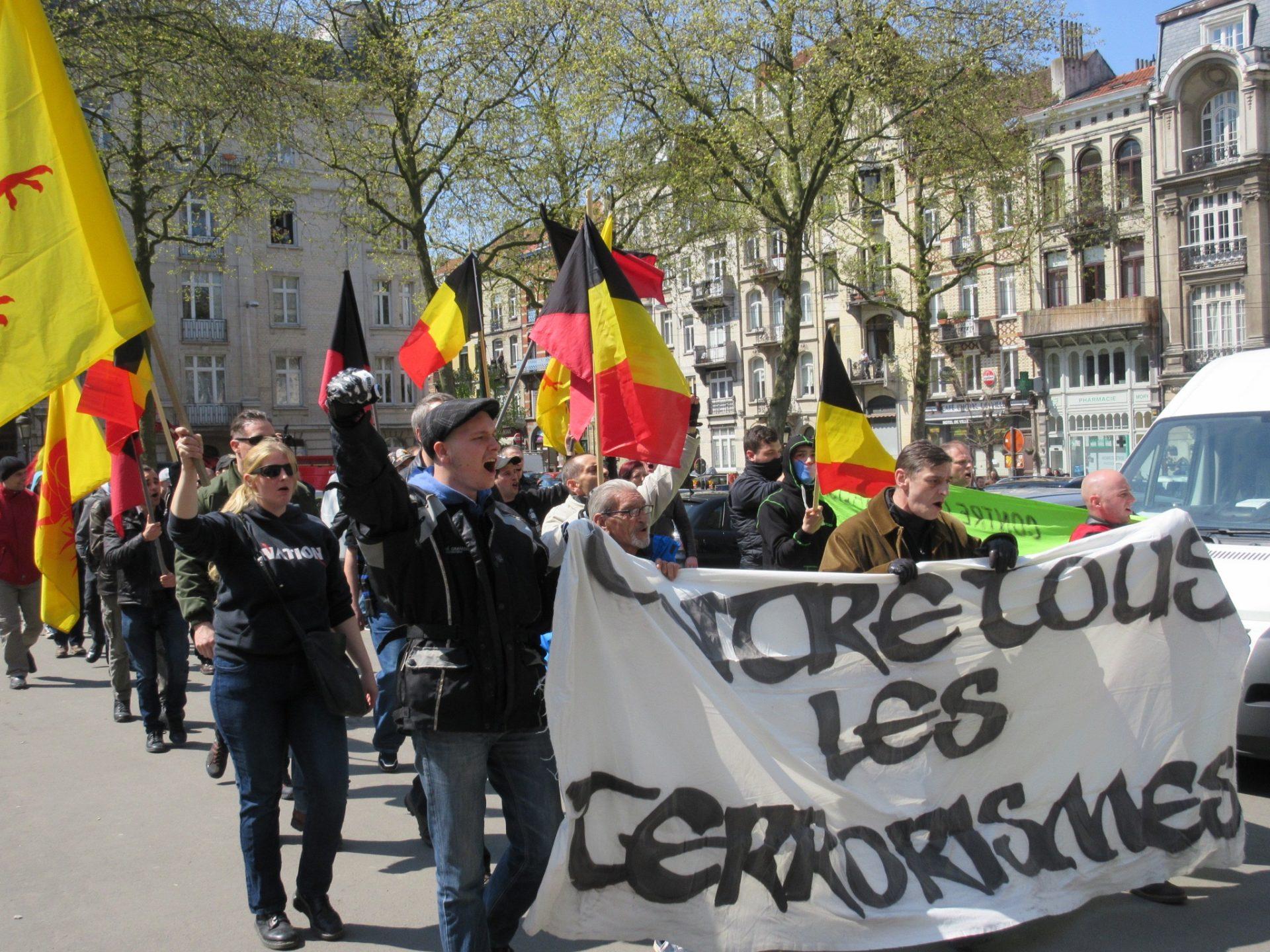 El movimiento belga NATION defiende a la coalición ADÑ frente a Bruselas