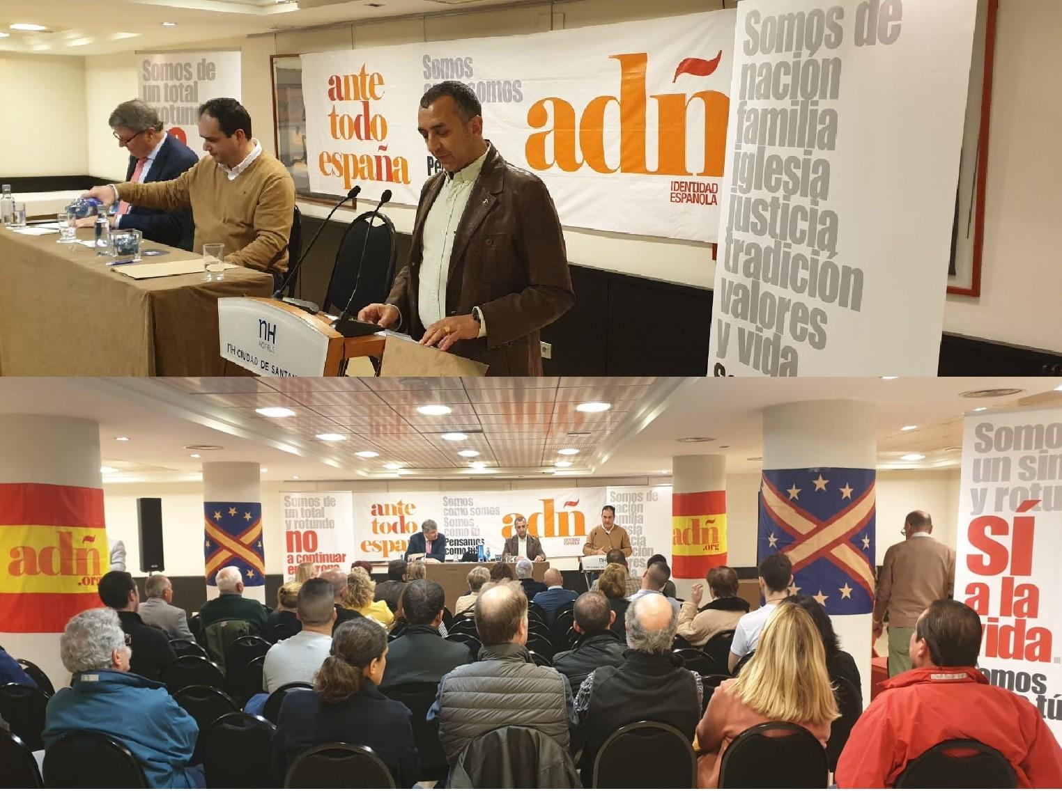 Santander ha acogido una nueva presentación de ADÑ