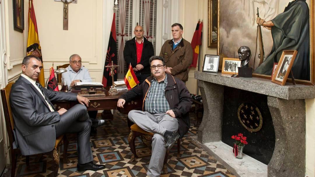 """Manuel Andrino: """"El Régimen del 78 es una competición a ver quién es más corrupto y más traidor a los intereses de España"""""""