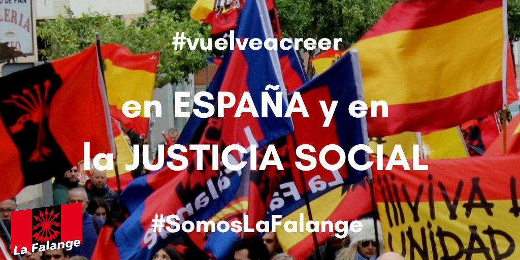 ¡¡¡La España que LUCHA!!!
