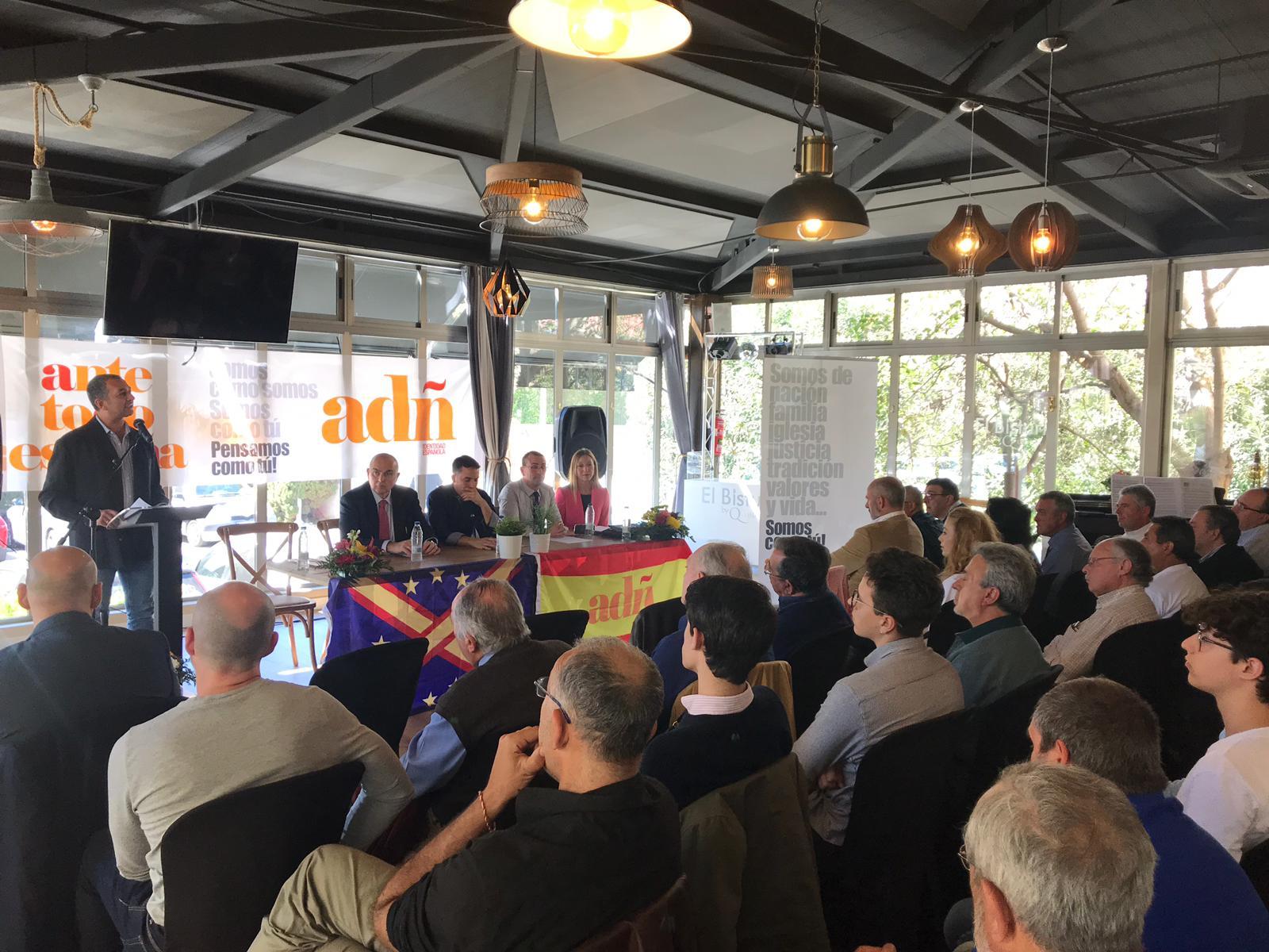 Vídeo de la presentación de ADÑ en Alicante