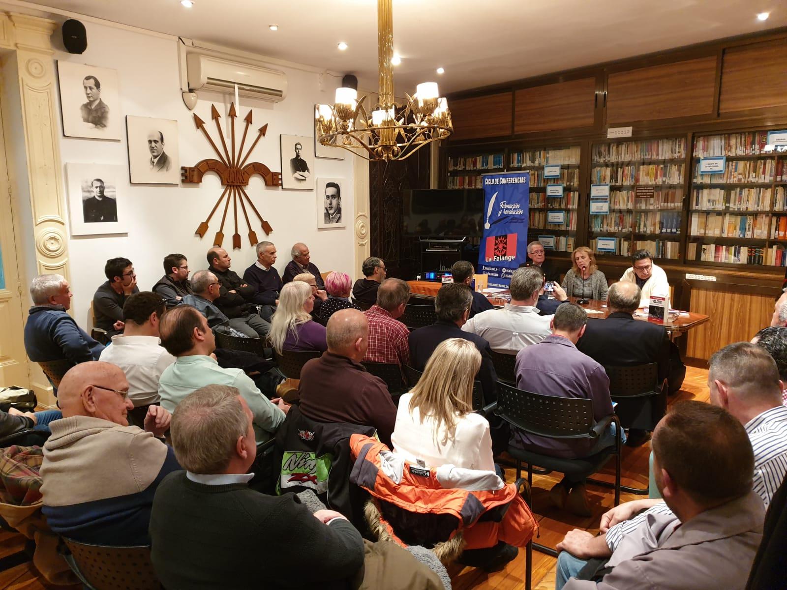 Celebrado el viernes cultural sobre Alfonso Paso