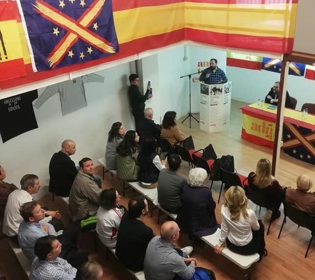 ADÑ consigue sortear las amenazas de la izquierda y presenta su candidatura en Zaragoza