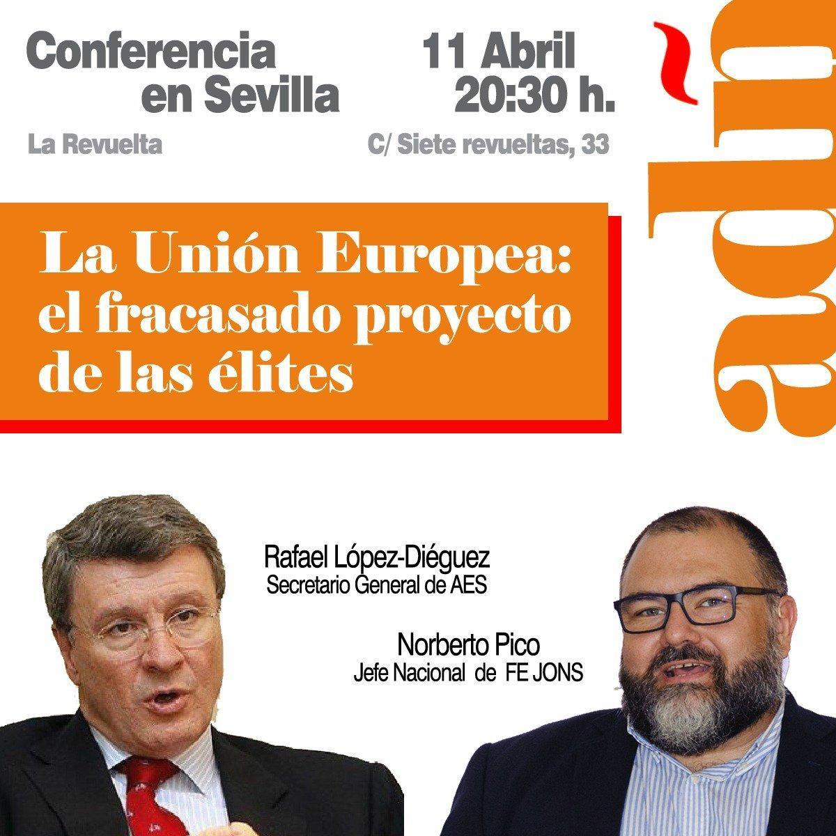 ADÑ visitará Sevilla y Logroño los próximos días