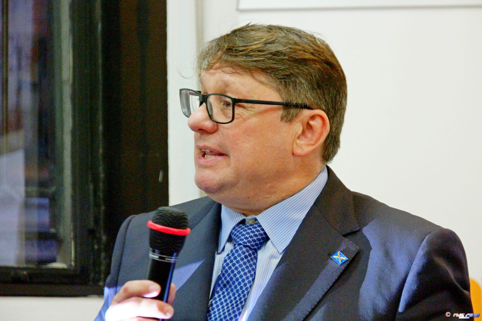 Entrevista a Martín Sáenz de Ynestrillas tras su nombramiento como cabeza de lista por ADÑ para las Europeas