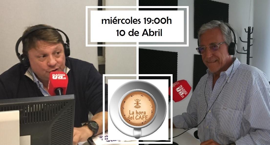 """Especial """"La Hora del CAFÉ"""" con el candidato de ADÑ Martín Ynestrillas"""