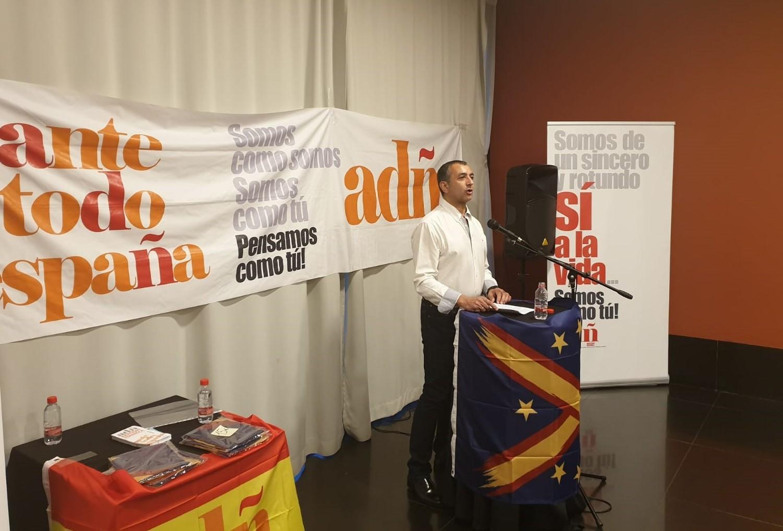 Málaga acogió una nueva y exitosa presentación de ADÑ