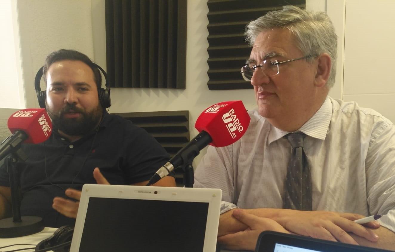 """""""La Hora del CAFÉ"""" habla de elecciones con Salvador Ceprián y Gonzalo Martín"""