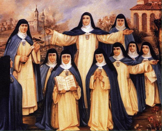 Sábado 22: Beatificación de 14 religiosas en la Almudena -Madrid-