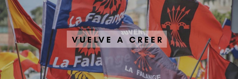 Somos La Falange: ¡Alístate!