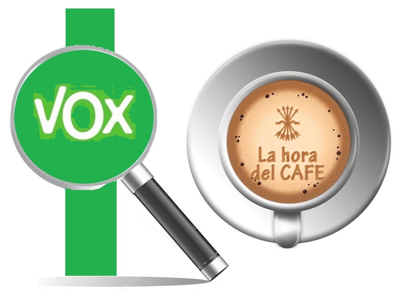 """""""La Hora del CAFÉ"""" desenmascara a VOX con Eduardo Arroyo y José María Ruiz"""