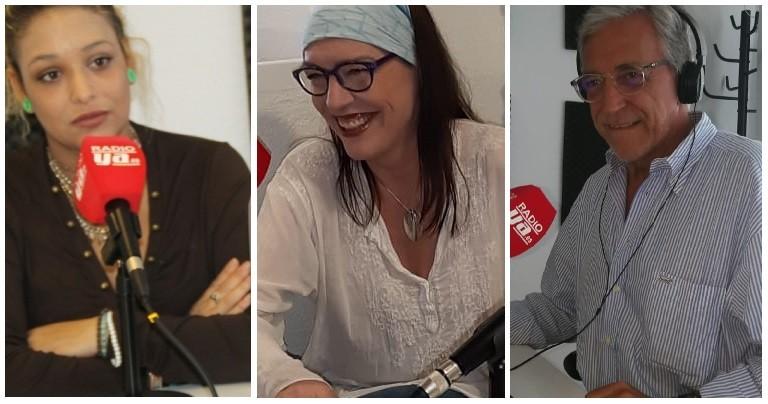 """""""La Hora del CAFÉ"""" con Melisa Ruiz, Chía y Nacho Larrea"""