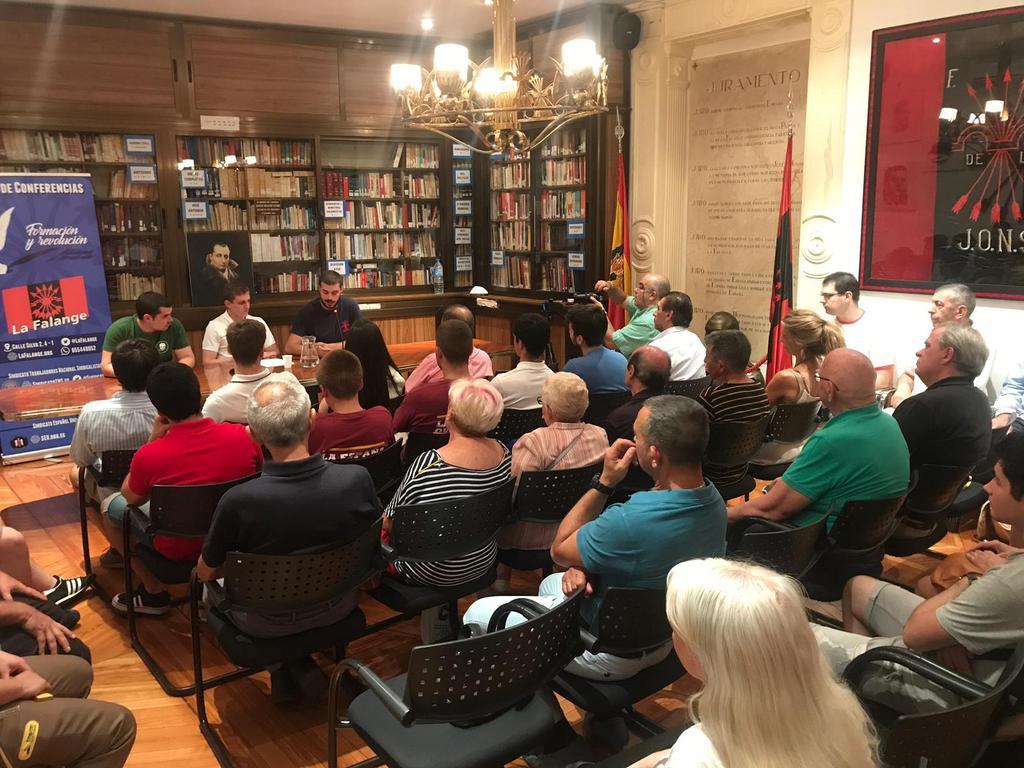 Vídeo del último viernes cultural: Moral del militante y politización de la universidad