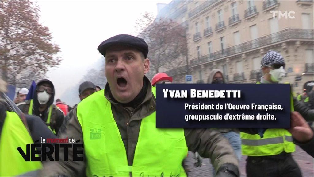 Jornada patriótica de los chalecos amarillos franceses