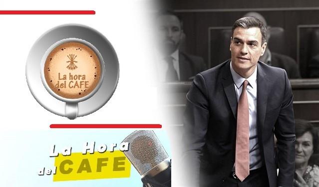 """""""La Hora del CAFÉ"""" analiza la profanación del Valle de los Caídos, las próximas Elecciones Generales y el resto de actualidad política"""
