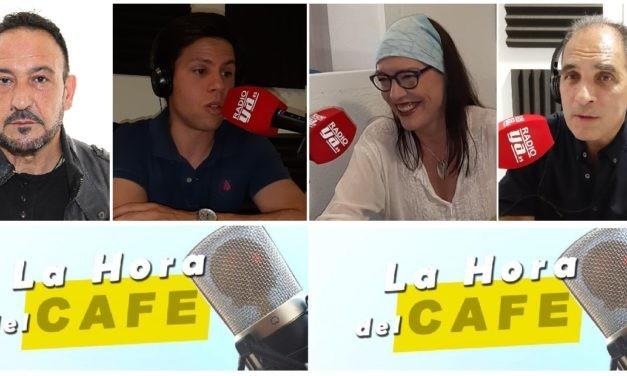 """""""La Hora del CAFÉ"""" con Benigno, Chía y David López"""
