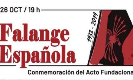 Excepcional conmemoración del aniversario de la Fundación de Falange en el Ateneo de Madrid
