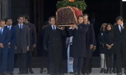 """""""La exhumación de Franco"""" por Jesús Muñoz"""