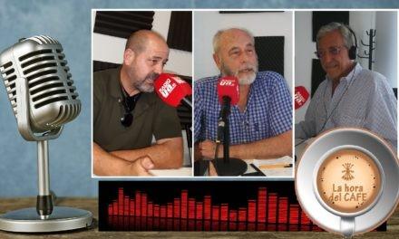 """""""La Hora del CAFÉ"""" con Simón de Monfort y el General Blas Piñar"""